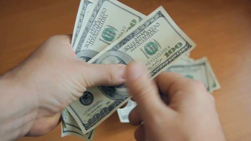 Counting Money on the Table - Habits That Brings the Opposite of What 888 Does in Gambling